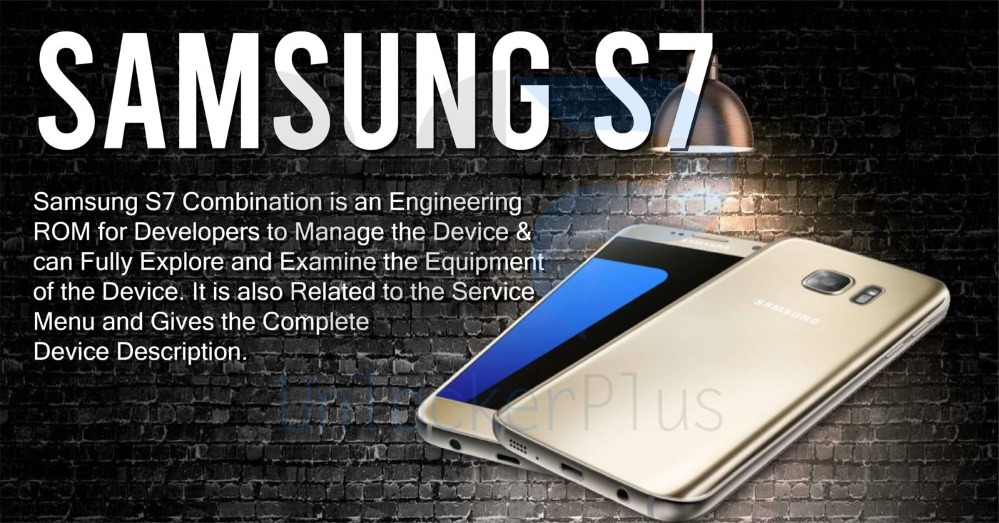 Samsung S7 SM G930 All Carrier Binary 9 Combination